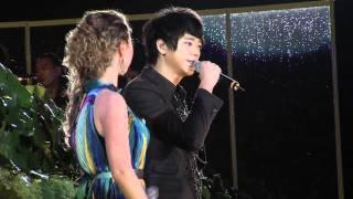 月亮代表我的心 - Yue Liang Dai Biao Wo De Xin (Hayley Westenra & Shin)