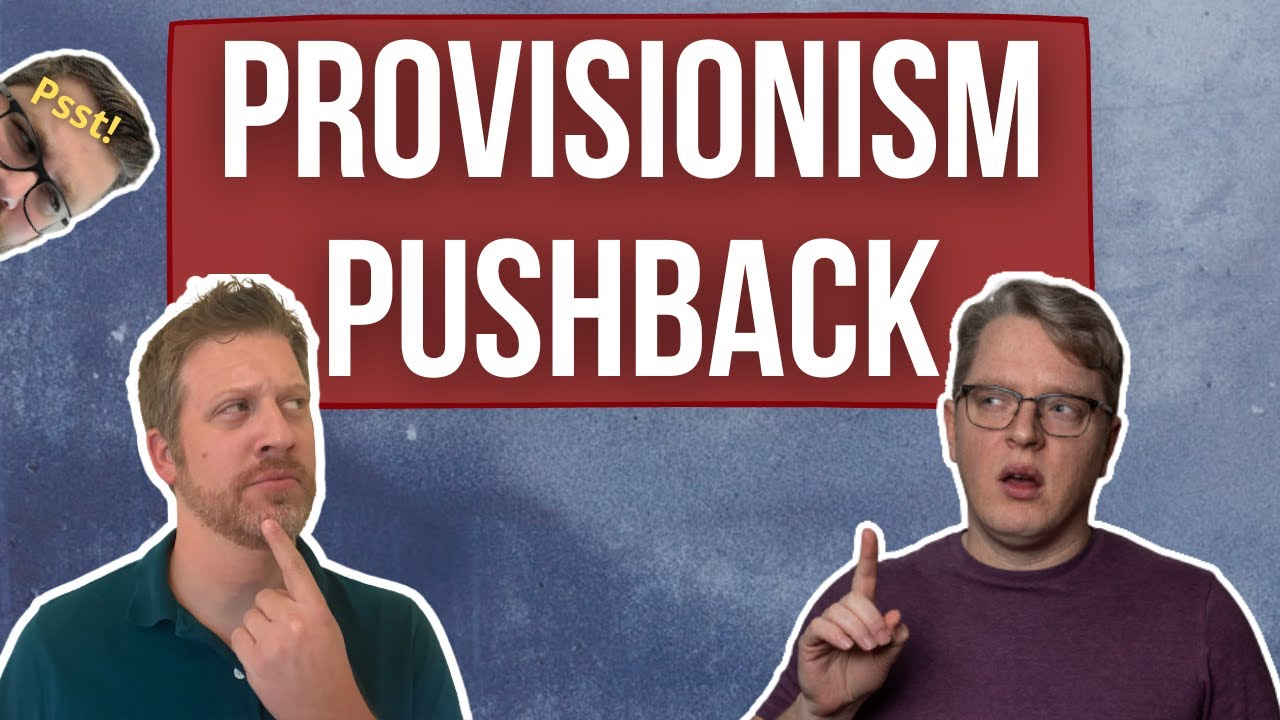 Crashing The Provisionist Perspective