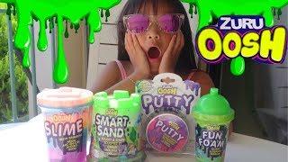 Super Cool Zuru OOSH Slime Putty Smart Sand Fun Foam