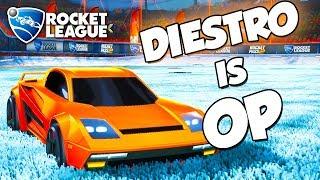 Diestro is OP   Rocket League Montage