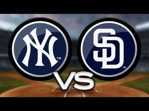 8/2/13: Cashner, Cabrera fuel Padres' win vs. Yanks