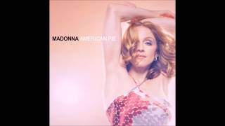 Madonna - American Pie (Victor Calderone Filter Dub Mix)