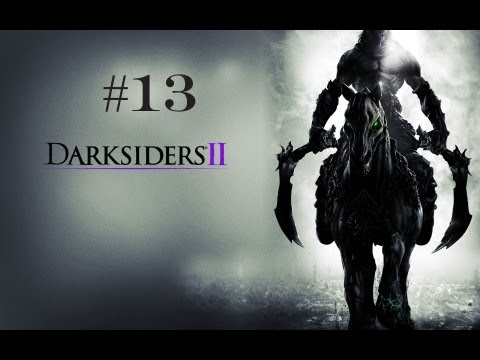Darksiders II Guia Parte 13- El peaje de los reyes (1/2)