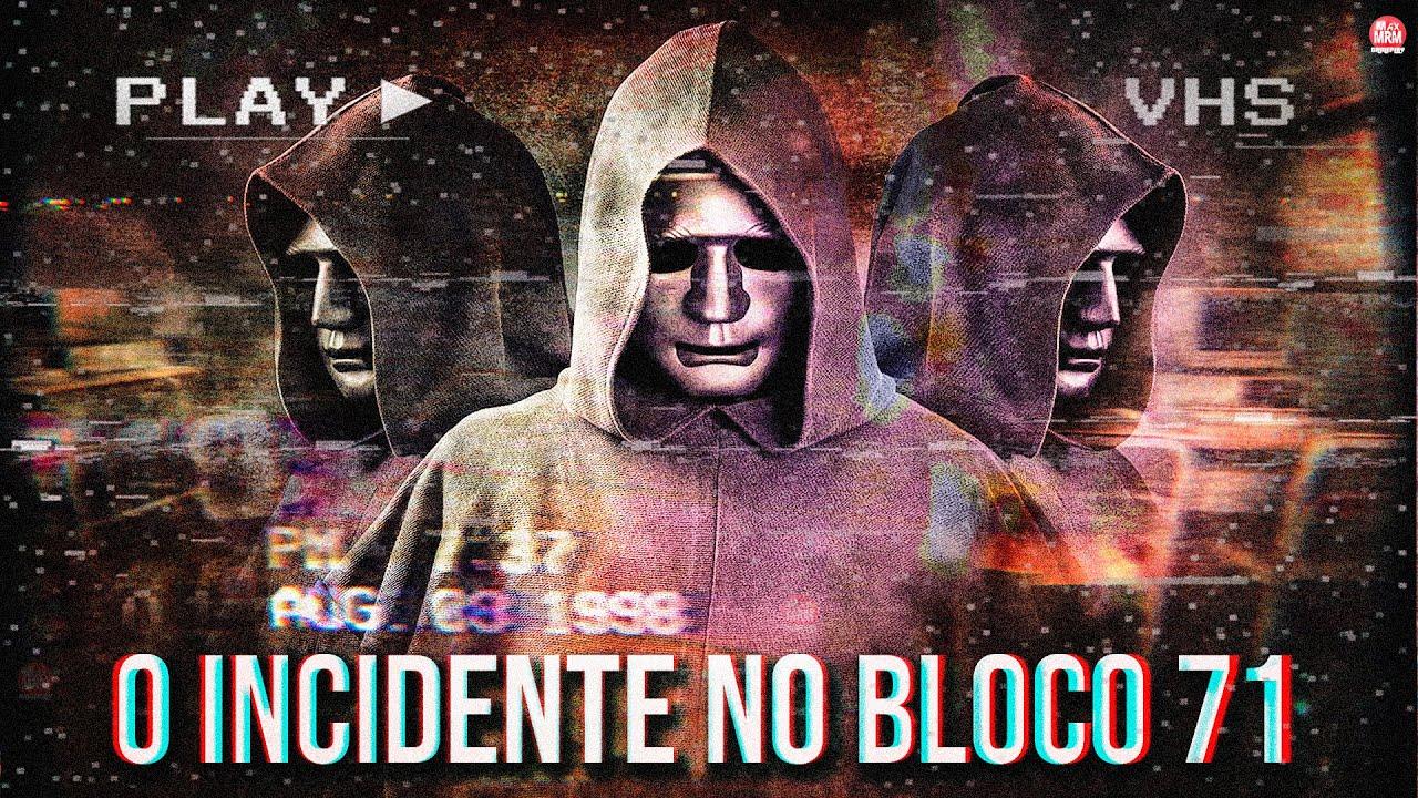 O INCIDENTE NO BLOCO 71 - JOGO DE TERROR BRASILEIRO   The Building 71 Incindent
