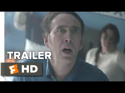 Pay the Ghost Official Trailer 1 (2015) - Nicolas Cage Movie HD