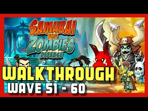 Samurai vs Zombies defense 2 - Wave 998 , with RONIN