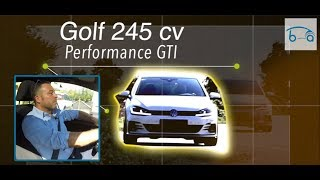 Bianco Auto | PROVA SU STRADA | Volkswagen Golf VII GTI 245 CV Performance DSG