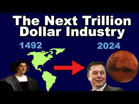 The Insane Trillion Dollar Industries: Colonialism & Space