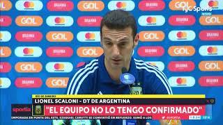 Lionel Scaloni: