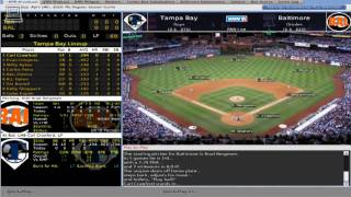 Out Of The Park Baseball 11 : GeForce 8600M GT