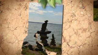 What To Do In Elk Rapids - The Rock Sculptures Of Elk Rapids