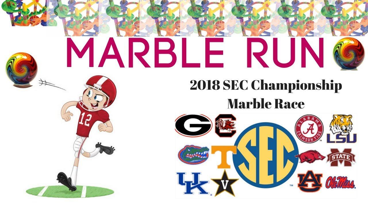 Marble Run: SEC Championship Marble Race (2018)