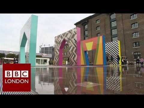 15th London Design Festival – BBC London News