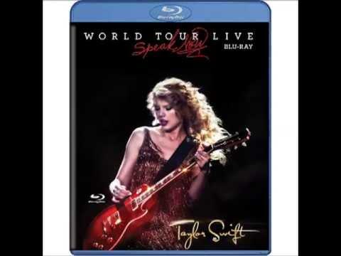 Taylor Swift - Fifteen [Speak Now World Tour] (Audio)