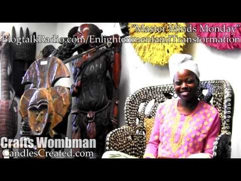 Spiritual Home Based Business with CraftsWombman