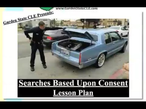 GSCLE:  Searches Based Upon Consent