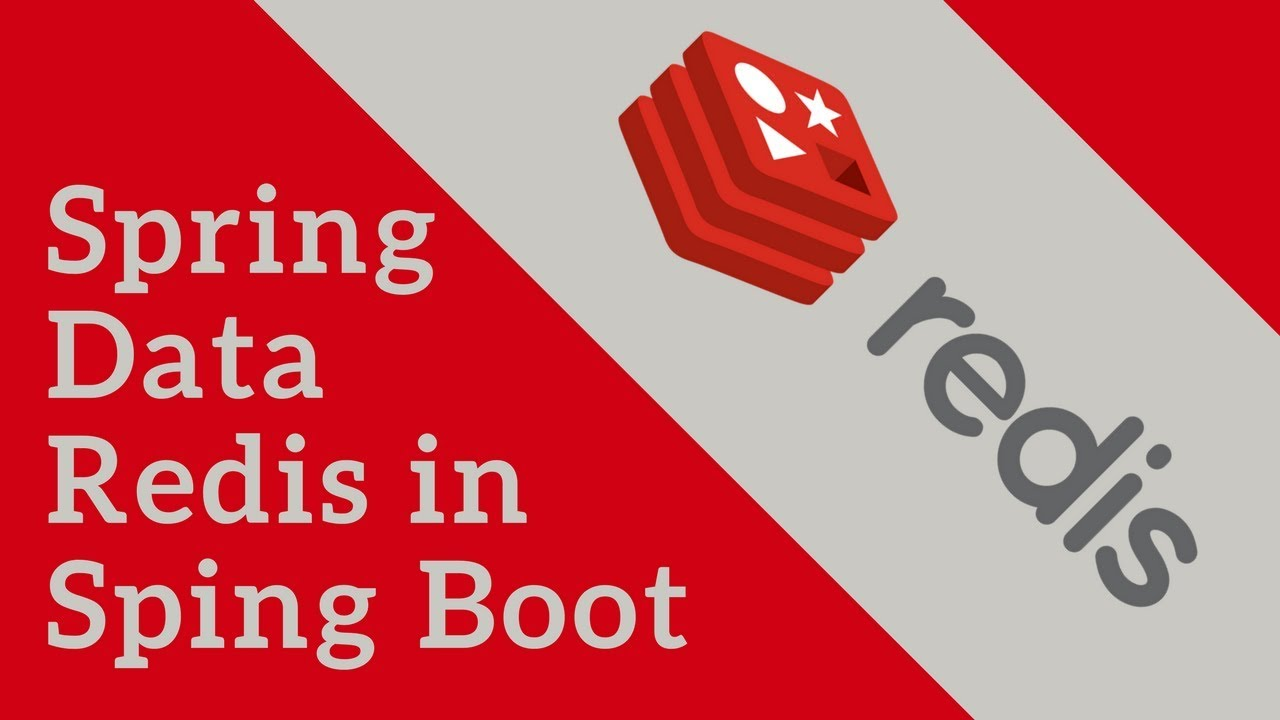 Spring Data Redis in Spring Boot Example | Tech Primers