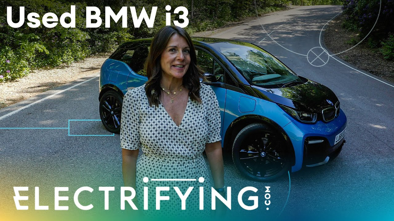 BMW i3 – Used buyer's guide and review with Ginny Buckley / Electrifying