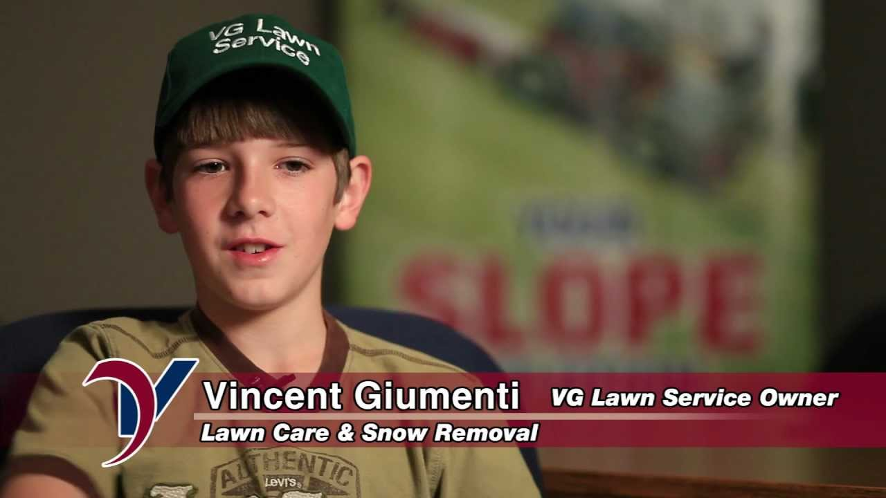 10-Year Old Lawn Care Owner Dreams Of Expanding - Youtube-4300