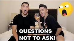 QUESTIONS NOT TO ASK YOUR BESTFRIEND!!! (w/ MakeupbySamuel)