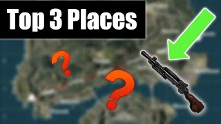 Топ-3 місць, щоб знайти ДП-28 в Pubg мобільного | недооцінене зброю, щоб підштовхнути до Conquereror Ліги
