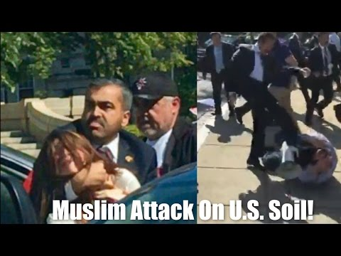 Muslim Foreign Government Attacks American Citizens On U.S. Soil!