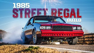 FULL BUILD Buick Regal: Some Say ProTouring, We Say ProLuxury