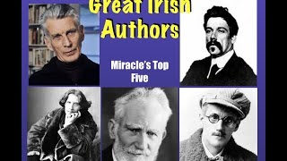 Famous Irish Authors