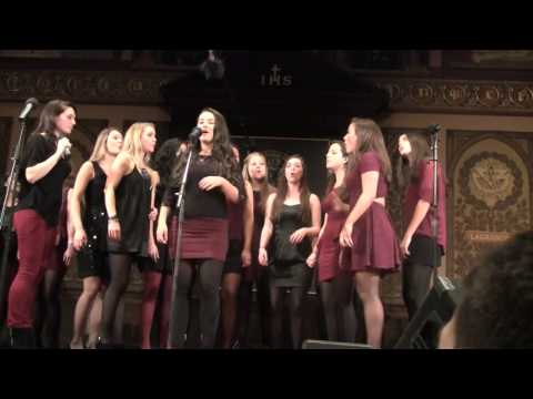 Marchin' On by OneRepublic (a cappella)
