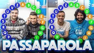 ⚽ PASSAPAROLA con i CALCIATORI! NUOVO QUIZ sul CALCIO! w/ FIUS GAMER e TATINO23