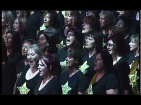 Rock Choir - Something Inside So Strong (Live at Wembley Arena)