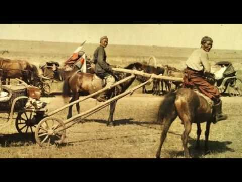 vintage photos of Mongolia
