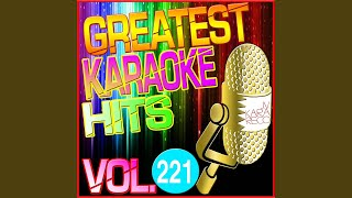 Don't Cry Out Loud (Karaoke Version) (Originally Performed By Melissa Manchester)
