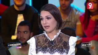 أسماء بن أحمد : أنا نحب الإغراء و نرمين صفر هي المنافسة الوحيدة ليا في الساحة الفنية