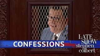 Stephen Colbert's Midnight Confessions, Vol. XL