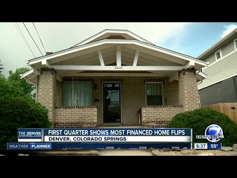 House Flipping In Denver, Colorado Springs Booming