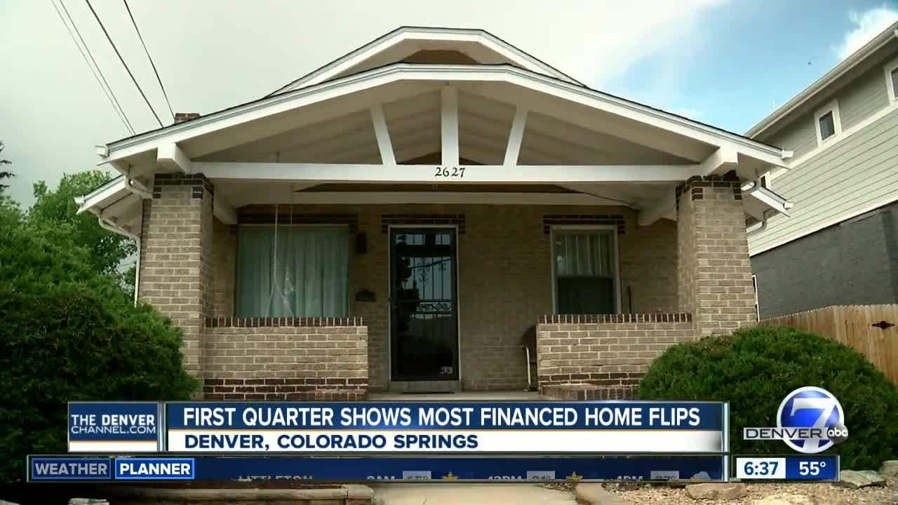 House flipping in Denver, Colorado Springs booming - YouTube