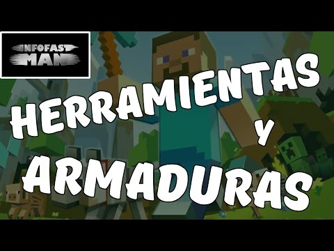 ¿Para Qué SIRVE Cada HERRAMIENTA? [Minecraft] (Tutorial)