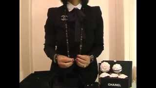Unboxing - Chanel Jewelry & OOTD.... Thumbnail