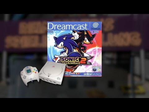 Gameplay : Sonic Adventure 2 [Dreamcast]