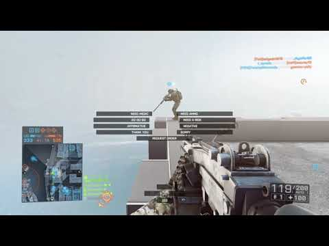 How to spray and pray in bf4