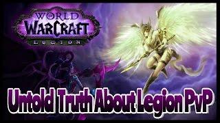 World of Warcraft - Top 10 Reasons Legion Pvp Sucks