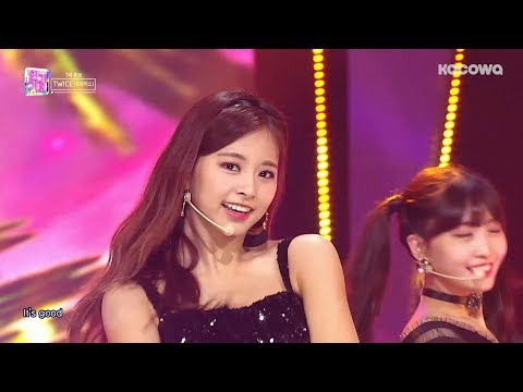 TWICE - Dance The Night Away [Inkigayo Ep 967]