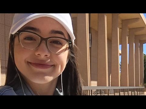 Library Talk - Veronica