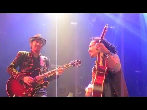 Ridho Hafiedz - The Crabalocker medley sun king/something