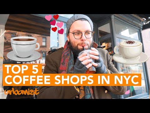 Coffee Lovers Guide To NYC: Top 5 Cafes