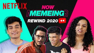 @Slayy Point's Last Now Memeing Episode ft.  @Triggered Insaan & @Mythpat | Netflix India