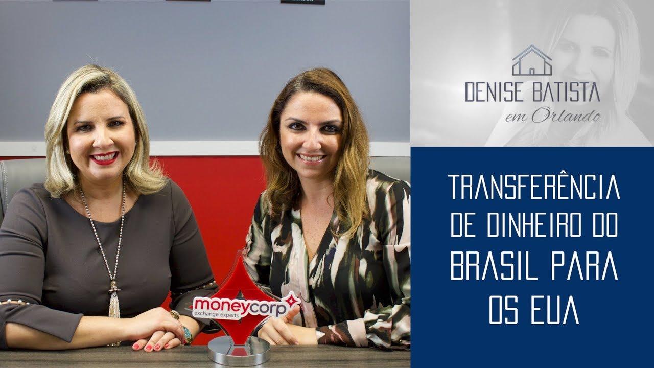 Como Transferir Dinheiro Fundos Brasil Eua