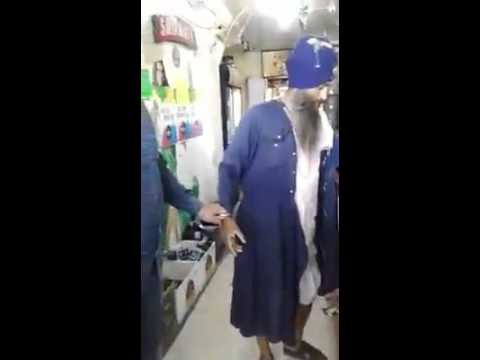 Nihang Singh busted buying alcohol at the liquor store! - Desi 2016