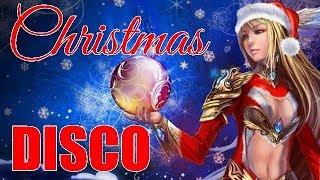 Great Christmas Hits TRANCE / DISCO / Dubstep / EDM / Dance Party Mega Mix Non Stop 100 minutes